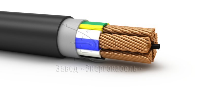 Power cables for single installation